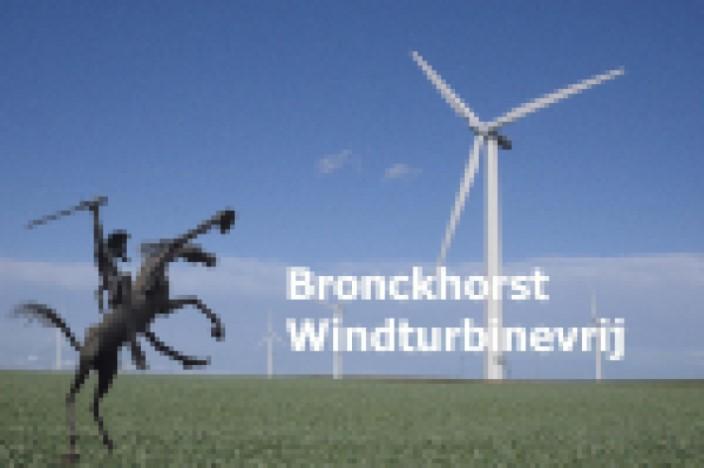Bronckhorst Windturbinevrij